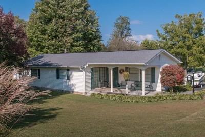 Abingdon Manufactured Home For Sale: 23224 Shoreline Drive
