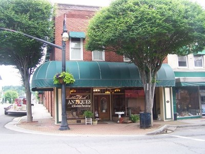 Galax Commercial For Sale: 122 S Main St