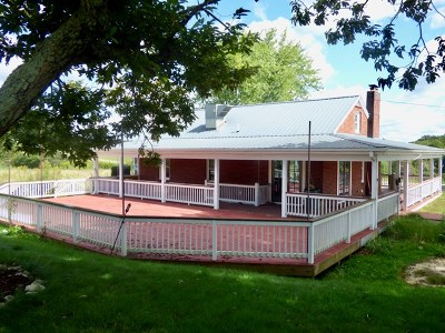 Carroll County, Grayson County Commercial For Sale: 1081 Dusty Ridge Road