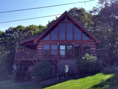 Carroll County Single Family Home For Sale: 457 Cascade Trail