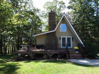 Carroll County Single Family Home For Sale: 292 Alpine Crest