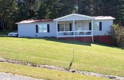 Galax VA Manufactured Home For Sale: $69,900