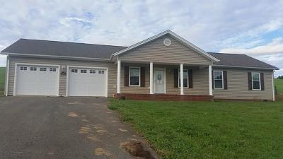 Carroll County Single Family Home For Sale: 2445 Pipers Gap Rd.