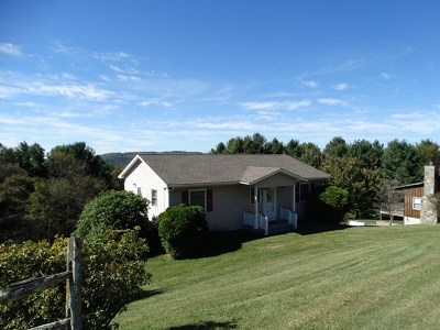 Carroll County, Grayson County Single Family Home For Sale: 38 Overlook Trail