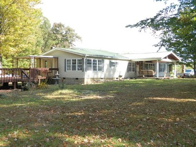Chilhowie Manufactured Home For Sale: 230 Fullen Lane