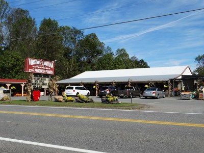 Carroll County, Grayson County Commercial For Sale: 16125 Fancy Gap Hwy