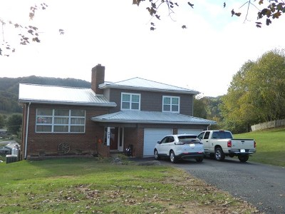 Saltville Single Family Home For Sale: 172 Locust Point Road