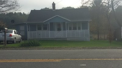 Galax Single Family Home For Sale: 3476 Skyline Hwy