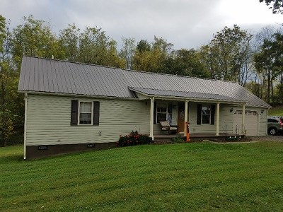 Carroll County Single Family Home For Sale: 294 Deer Ridge Road