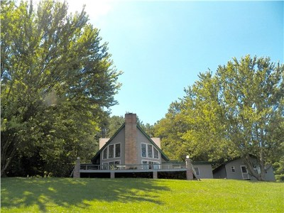 Abingdon Single Family Home For Sale: 19410 Rich Valley Rd
