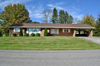Wythe County Single Family Home For Sale: 415 Beech Street