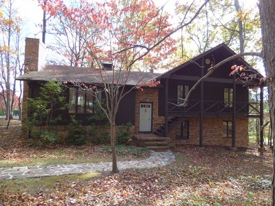 Wytheville Single Family Home For Sale: 885 Mountain View Drive
