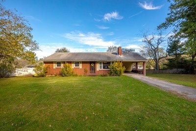 Speedwell Single Family Home For Sale: 6800 Grayson Turnpike