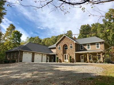 Bristol Single Family Home For Sale: 21160 Cowan Drive
