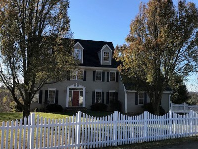 Galax VA Single Family Home For Sale: $349,900