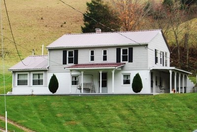 Wytheville Single Family Home For Sale: 658 Queens Knob