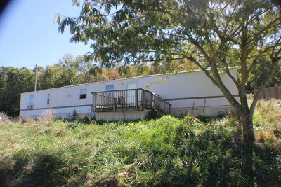 Carroll County, Grayson County Manufactured Home For Sale: 2241 Davis Knob Rd