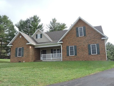 Galax Single Family Home For Sale: 102 Carriage Dr