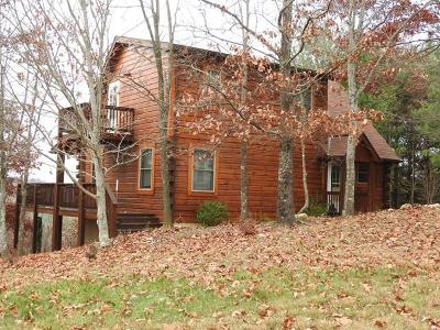Woodlawn Single Family Home For Sale: 612 Laurel Mountain Ln