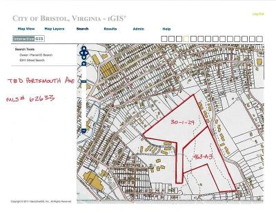Bristol Residential Lots & Land For Sale: Tbd Portsmouth Ave