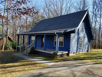 Hillsville Single Family Home For Sale: 54 Cabin Village Rd