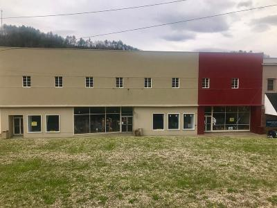 Carroll County, Grayson County Commercial For Sale: 471-472 Main Street