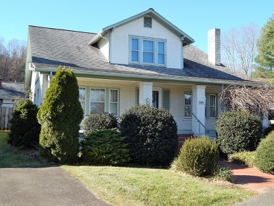 Galax VA Single Family Home For Sale: $164,950
