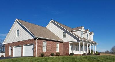 Abingdon VA Single Family Home For Sale: $369,899