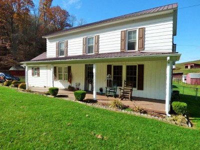 Marion Single Family Home For Sale: 1903 Red Stone Rd