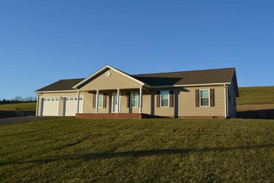 Galax VA Single Family Home Under Contract: $174,900