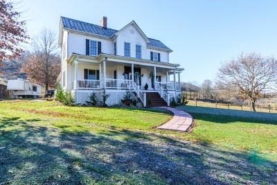 Saltville Single Family Home For Sale: 7272 Bluegrass Trail