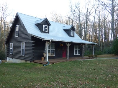 Hillsville Single Family Home For Sale: 132 Cabin Village Lane