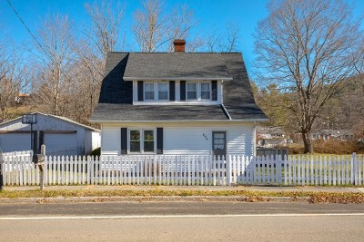 Bland Single Family Home For Sale: 495 Main St.