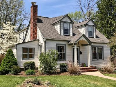 Wytheville Single Family Home For Sale: 630 Washingon Street
