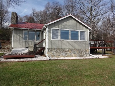 Carroll County Single Family Home For Sale: 2086 Elk Spur Rd