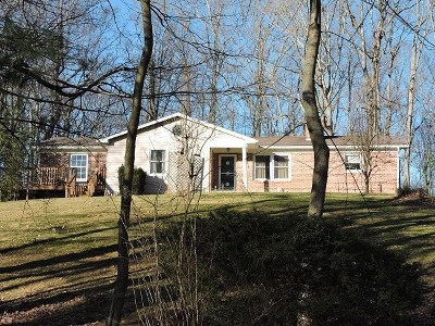 Grayson County Single Family Home For Sale: 166 Dogwood Ln