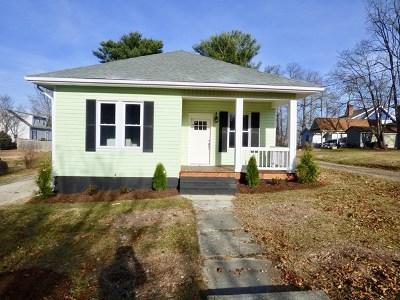 Wytheville Single Family Home For Sale: 460 S 9th Street