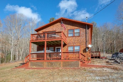 Wytheville Single Family Home For Sale: 6770 Stoney Fork Rd