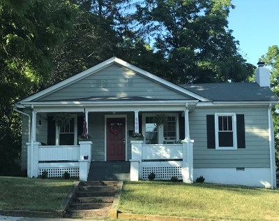 Wythe County Single Family Home For Sale: 590 Tazewell