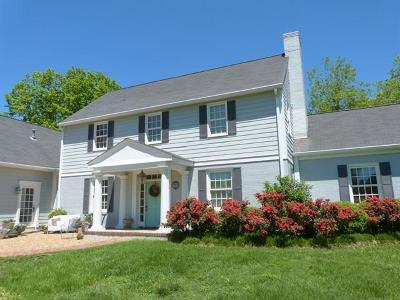 Bristol Single Family Home For Sale: 631 Valley Drive