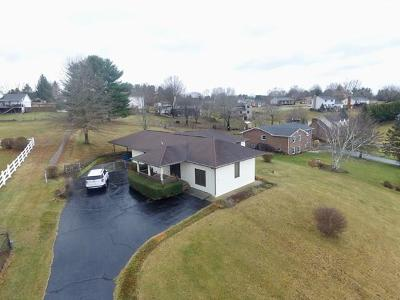 Wytheville Single Family Home For Sale: 365 Arrow Ln