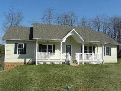 Galax Single Family Home For Sale: 121 Carriage Drive