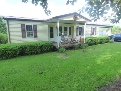 Bland Manufactured Home For Sale: 40 Pinch Creek Rd