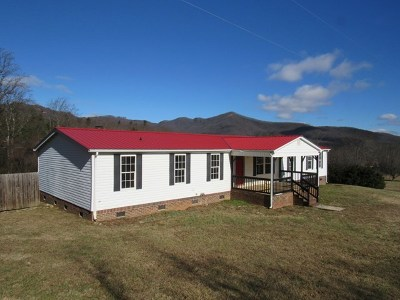 Carroll County, Grayson County Manufactured Home For Sale: 344 Mountain Valley Rd