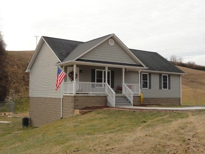 Marion Single Family Home For Sale: 758 Old Ebenezer Road