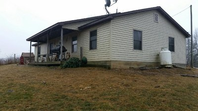 Independence Single Family Home For Sale: 6097 Wilson Hwy