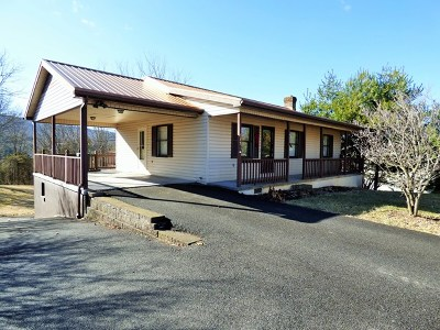 Wytheville Single Family Home For Sale: 335 W Jackson St