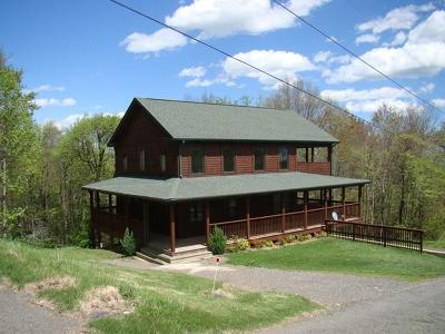 Carroll County Single Family Home For Sale: 183 Alpine Way