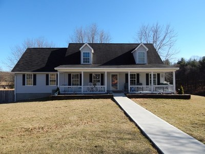 Carroll County Single Family Home For Sale: 405 Wolfpen Ridge Road