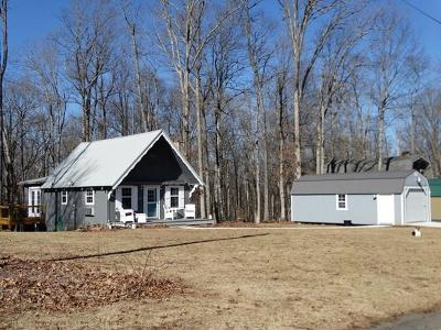 Carroll County Single Family Home For Sale: 200 Alpine Crest